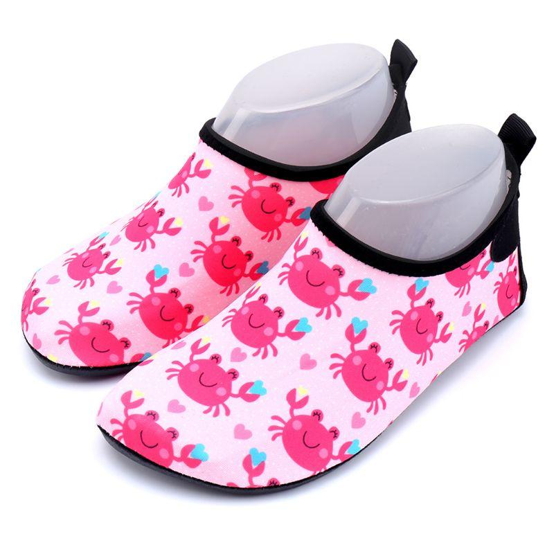 Kids Child Summer Water Shoes Outdoor Aqua Socks Diving Barefoot Pool Beach Swim