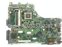 X550ZE per Asus VM590Z X550ZE X550ZA scheda madre del computer portatile X550/X750 A10-7400P lavoro di prova LVDS
