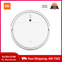 Глобальная версия пылесоса Xiaomi Mijia 1C STYTJ01ZHM для уборки и стерилизации 2500PA Home Auto Dust WIFI APP RemoteControl