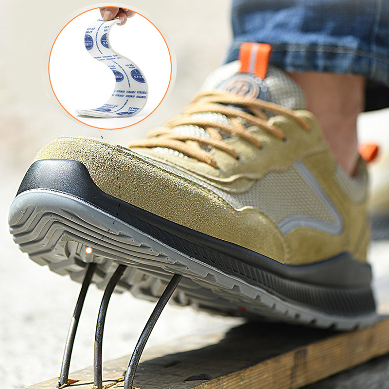 Insulated 6KV safety shoes leather breathable anti-static anti-smashing anti-piercing electrician wo