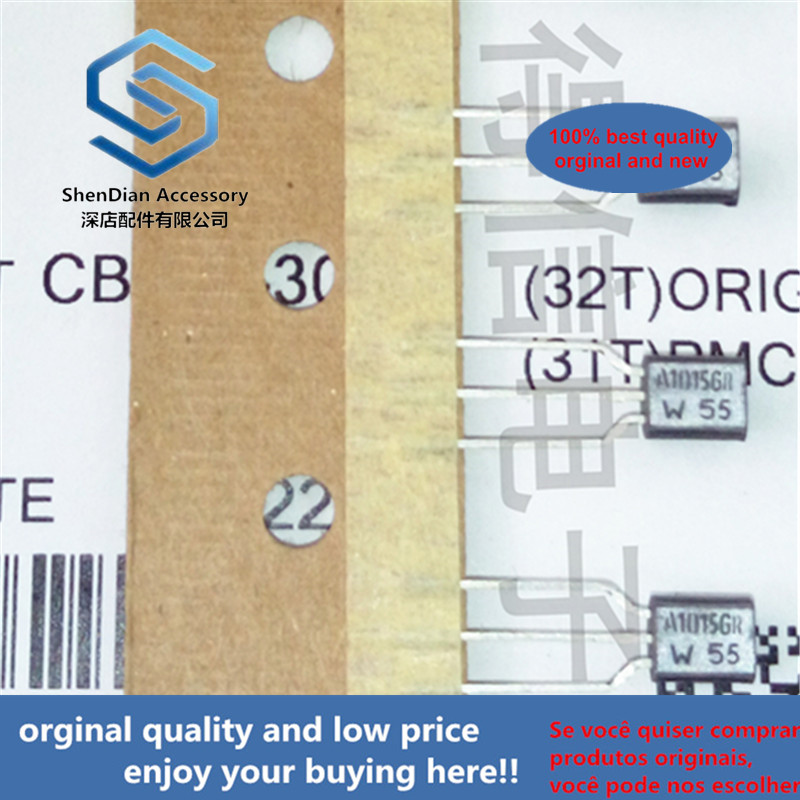 30pcs 100% Orginal New 2SA1015GR PNP SILICON TRANSISTOR A1015GR 1015 TO-92 Real Photo