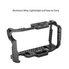 Защитная каркасная рама из алюминиевого сплава для камеры BMPCC4K 6K Аксессуары для карманного кинотеатра