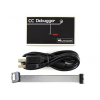 CC Debugger LPC Programmer Debuggerfor for CC RF System-on-Chip Devices & Transceivers Compatible with original TI CC Debugger