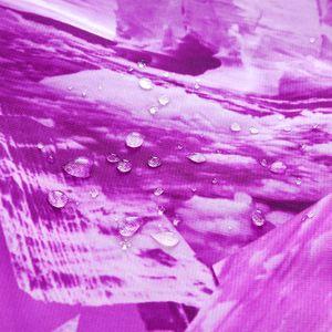 Image 5 - Marke Wasserdichte Warme Fleece Lavendel Druck Kind Mantel Baby Mädchen Jacken Kinder Oberbekleidung Kinder Outfits Für Höhe von 98 152cm