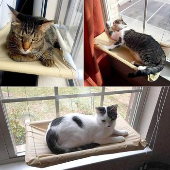 Pet Cat Window Hammock 1