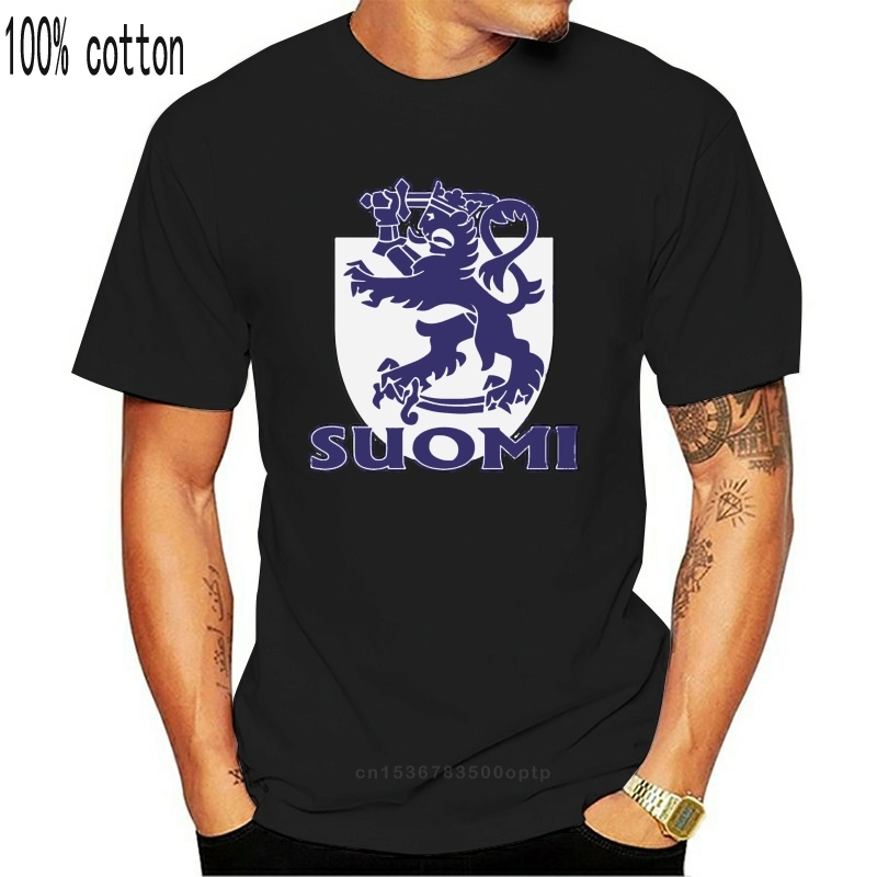 Suomi - Finnish Pride Finland Nationality Mens T-Shirt