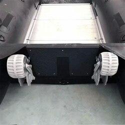 موثوقة زورق إطلاق عجلات ، للطي قارب زورق نفخ الضلع ويلر زورق إطلاق عجلات قابلة للطي زورق