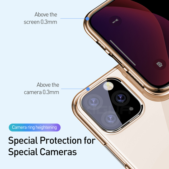 Ultra Thin Clear iPhone 11 Pro Max Case 5