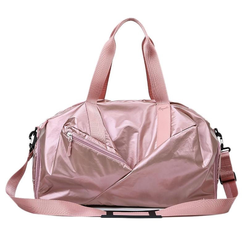 Yoga Mat Bag Fitness Backpack Gym Bags Dry Wet Handbags For Women Shoes Travel Training Bag