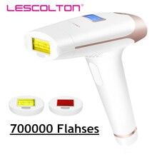 IPL kalıcı epilatör ağrısız lazer tüy dökücü ev nabız ışık epilasyon cihazı fotoepilator yüz koltukaltı bacakları Bikini