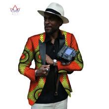 Африканская мужская одежда Дашики африканская печать костюм