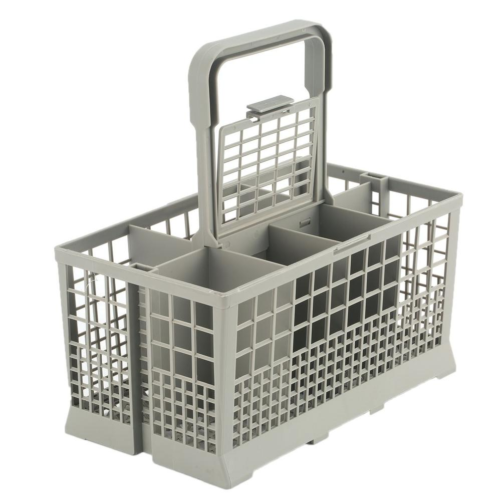 1PC Universal Cutlery Dishwasher Basket For Bosch Siemens BEKO AEG Candy Kenmore Whirlpool Maytag Kitchenaid Parts Accessories