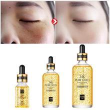 24k VC Gold Anti-wrinkle Face Serum Firming Nicotinamide Whitening Moisturizing