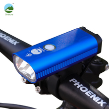 USB Rechargeable Front Bicycle Light Waterproof LED Bike Torch Cycling Headlight Climbing Safety Flashlight Lamps