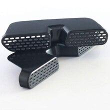 Sticker HR-V Vent-Cover for Honda Vezel 2pcs/Set Car-Under-Seat Air-Conditioner Outlet