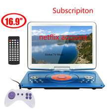 DVD VCD Players J71 English CD Learning Video Player CD English Ultra-Thin Loud Portable Mobile DVD for netflix account foley mark total english upper interm 2nd wb key audio cd