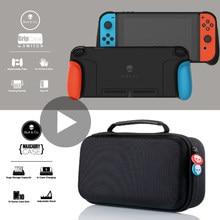 Estuche de transporte para Nintendo Switch, Kit de accesorios para tarjetas de juego, funda, Nintedo, Nitendo, Swith, bolsa de almacenamiento, Maleta de viaje