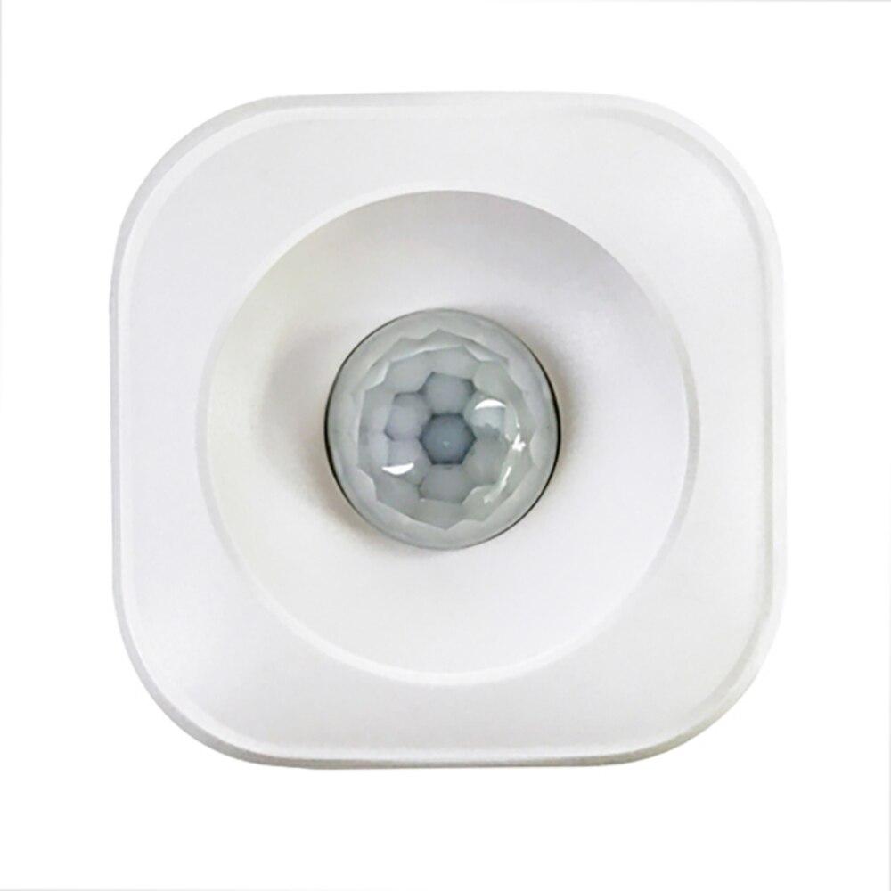 Smart WIFI Motion Sensor Wireless Ceiling PIR Alarm Human Body Infrared Security Detector Smart APP Push Alert for IFTTT|Sensor & Detector| |  - title=