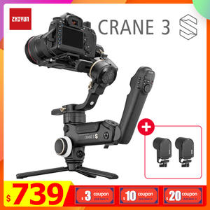 Zhiyun Payload Gimbal Stabilizer Dslr-Camera 3-Axis handheld for Vs/crane 2 Image-Transmission