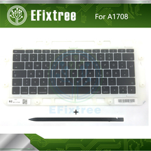 Laptop Replacement Spanish US Uk German Russian A1706 A1708 A1707 Keyboard Keys Keycaps Keycap For Macbook Pro Retina 13