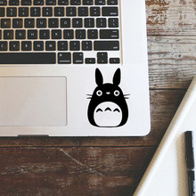 Cute Totoro Computer stickers are waterproof and detachable stickers for laptop decoration(China)