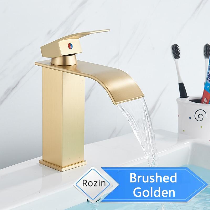Brushed golden