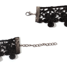 Gothic Black Lace for Women