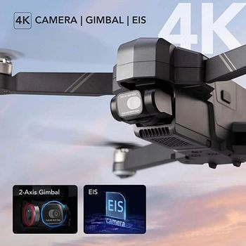2021 NEW F11 PRO 4K GPS Drone With Wifi FPV 4K HD Camera 2-axis Anti-Shake Gimbal F11S Brushless Quadcopter Vs SG906 Pro 2 Dron 4