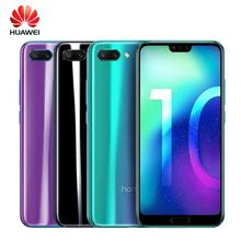 Honor 10 Android 8.1 4+128G Mobile Phone 5.84'' Kirin 970 NF