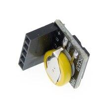 DS3231 arduino 3.3V/5V 용 실시간 클럭 모듈, 라스베리 파이 용 배터리 포함