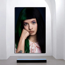 Sexy Melanie Martinez HD Wall Art Canvas Posters And Prints Painting Decorative Picture For Office Living Room Home Decor