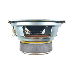Image 4 - GHXAMP 4.5 INCH 8ohm 30W Midrange Woofer Speaker Bullet Car Loudspeaker Home Theater PC Basin Rubber Speaker 50W DIY