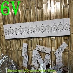 Image 5 - Kit LED de recambio para lámpara, Kit de reparación de retroiluminación LED, 15, 17, 19, 22, 24 pulgadas, 27 pulgadas, TV LCD, 3V, 6V, 50 unidades por lote, 100%