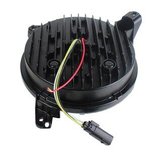 Image 4 - Ronde LED 9inch Koplamp voor Jeep Wrangler JL 2018 2019 halo hi low beam en JL Sport connector plug in play