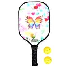 Sports-Ball Rackets Pickleball Paddle Gift Tennis Carbon-Fiber Peaks PP Children