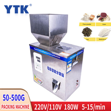 Packing-Machine Seed Granules Coffee-Powder Wolfberry Weighing 220V 180W