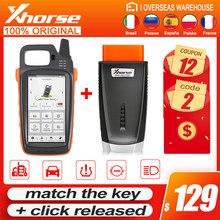 Xhorse VVDI KEY TOOL MAX Key Programmer Remote and Chip Generator Plus VVDI MINI OBD Tool VVDI Mini with Super Chips