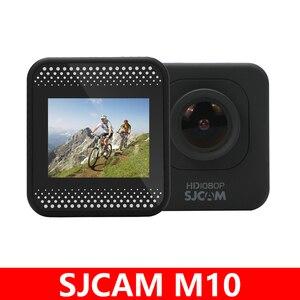Image 1 - Orijinal SJCAM M10 spor eylem kamera Full HD 1080P dalış 30M su geçirmez kamera DVR kamera M10 spor DV cam