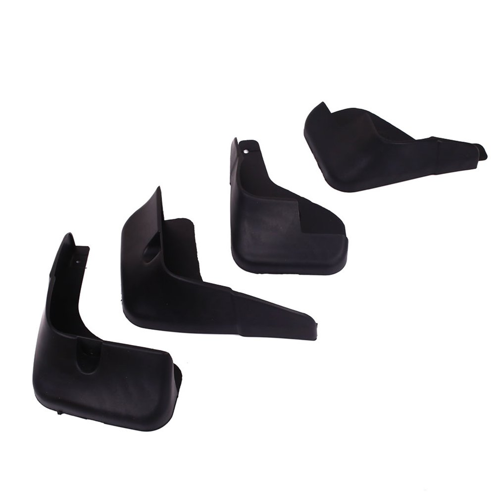4-piece Front And Rear Fenders For Nissan Sylphy Mudguards