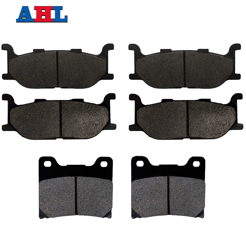 Motorcycle Front Rear Brake Pads For Yamaha XJ900S XJ900 XJ 900 S 900S 1995 1996 1997 1998 1999 2000 2001 2002 2003 image