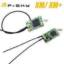 Frsky xm/xm + mais receptor micro d16 sbus receptor gama completa até 16ch para taranis x9d plus, x9d lite, X-LITE