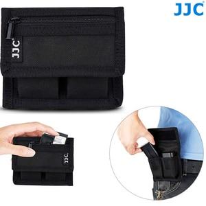 Image 1 - NP FZ100 NP FW50 Camera Battery Pouch Memory Card Case for SD CF for Sony A9 A7S A7R IV A7 III II A6600 A6400 A6300 A6100 A6000