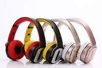 MH2 Foldable Wireless Bluetooth outside Ring Headset Card Speaker Headset Wireless Call Stereo