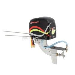 Für Elektrische Boot Länge 24 bis 30 Boot schwanz maschine TFL Außenborder Getriebe Stick System Lenkung Funktion CNC rc Boot