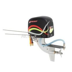 Voor Elektrische Boot Lengte 24 Tot 30 Boot Staart Machine Tfl Buitenboordmotor Gear Drive System Steering Functie Cnc rc Boot