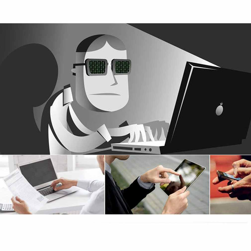 1 Uds. Tamaño portátil de la cubierta de la cámara del imán de obturador deslizante cubierta plástica de la cámara para el ordenador portátil de la Web para la privacidad de la tableta