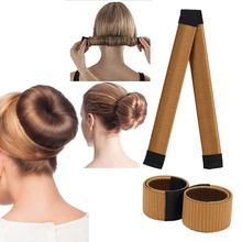 BearPaw Magic Hair Styling Hair Tool 1pc Head Band Ball Twis