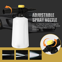 Lance Car-Pressure-Washers Bosch Aqt Sprayer Nozzle Soap-Foam-Generator 750ML with Adjustable