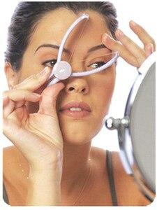 Image 4 - Facial Hair Remover depilador DIY Hair Spring Threading Epilator for lip eyebrows Smooth Removal Hair Removal Cream