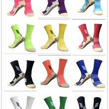 Высококачественные футбольные носки, противоскользящие женские футбольные носки, мужские хлопковые носки, спортивные носки того же типа, ч...